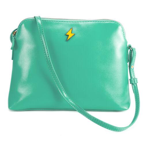 Femme Petit Bandoulière Sac à main fourre-tout sac à main cartable épaule sac Messenger sac