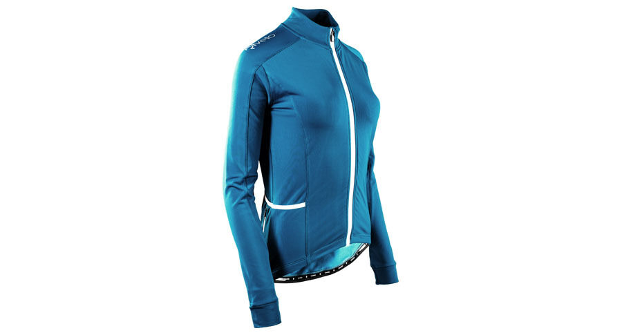 Rivelo Damenschuhe Frensham Long Sleeve Jersey Colour: Teal, Teal, Colour: 8de61f