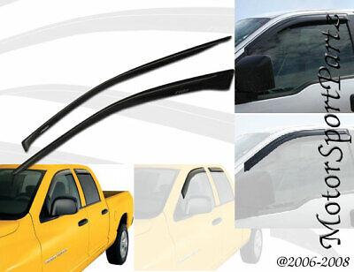 Fits Chevy Astro 1985-2005 AVS Ventvisor Window Visors Rain Deflector Guards
