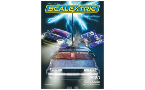 Scalextric  Catalogue 2020 Edition 61