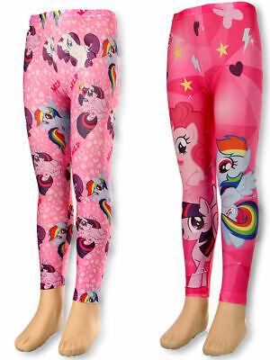 SchöN My Little Pony Kinder Mädchen Leggins Gr. 92-116 Hosen Leggins Freizeithose Neu!
