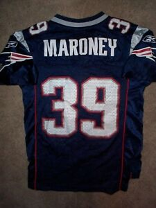 346e8e71d1a Image is loading REEBOK-New-England-Patriots-LAURENCE-MARONEY-nfl-Jersey-