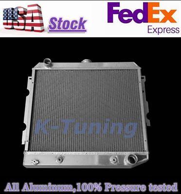 "3 Rows Aluminum Radiator Dodge Cornet Plymouth Satellite 1968-1974 22/""Core"