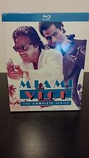 Miami Vice Complete 80s TV Series Seasons 1 2 3 4 5 BluRay Box Set NEW! Free S&H