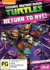Teenage Mutant Ninja Turtles Return to NYC - DVD Region 4