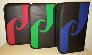128-Disc-DVD-VCD-CD-Case-Album-Carry-Storage-Wallet-Holder-Game-Box-Organizer