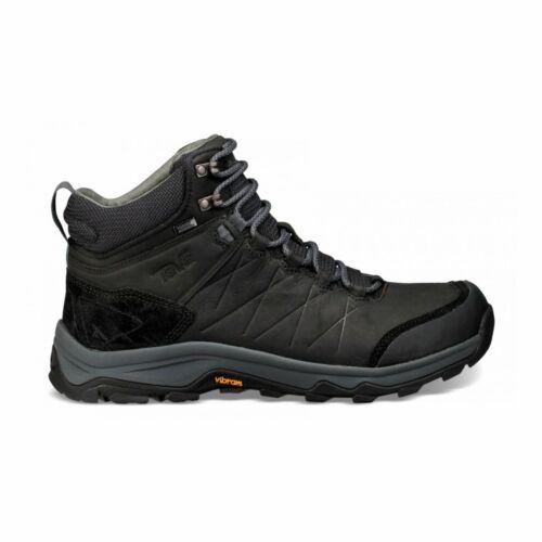 BLACK Scarpe uomo hiking Teva arrowood riva MID WP