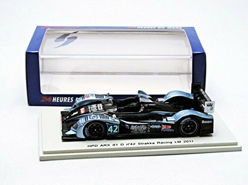 Hpd Arx 01 D Lm 2011 Leventis   Watts   Kane 1 43 Model S2535 SPARK MODEL