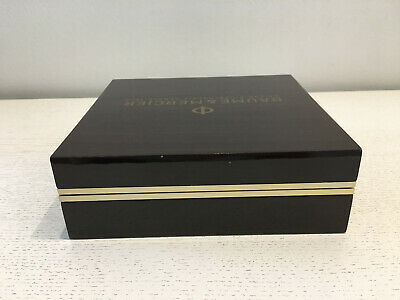 The Latest Fashion Gehäuse Box Baume & Mercier Etui Packung 21 X 20 X 7 Cm Used In Shop