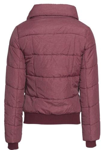 65/% OFF B13090128 Damen Eight2Nine Jacke Schalkragen Rippbund by Fresh Made rot