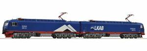 Roco-73458-HO-Gauge-LKAB-IORE-Electric-Double-Locomotive-VI
