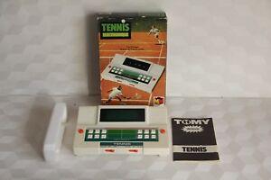 TENNIS éléctronique jeux Micro Meccano rétro gaming RARE