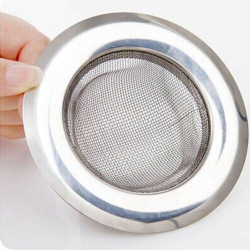 Practical Household Stainless Steel Strainer Kitchen Appliances Sewer Useful