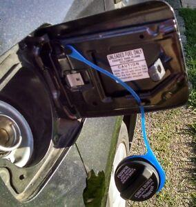 Replacement Subaru Gas Cap Lanyard, Color Blue