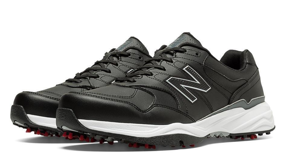 Nuovo larghezza equilibrio golf 1701 Uomo d di larghezza Nuovo media nbg1701 nero pennino c56a01