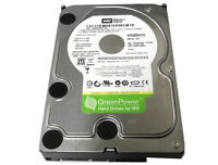 Western Digital 500gb 3.5 (quiet & Reliable) Sata3.0gb/s Hard Drive For Pc/dvr