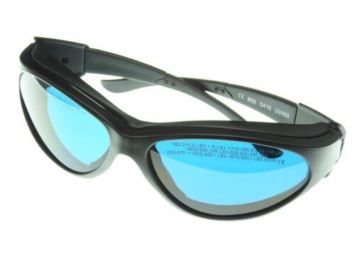 Diodenlaser 835nm Laser Laserschutzbrille 190nm DPSS Laser