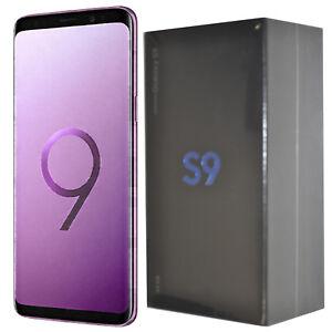 New Samsung Galaxy S9 64GB SM-G960F Lilac Purple Factory Unlocked 4G ... d7e837b8d4c2d