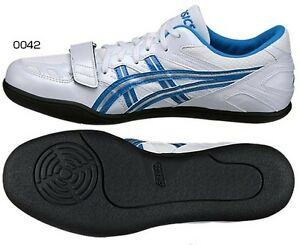 Details about ASICS Throwing Shoes Hammer Discus TFT368 White×Orange japan import(Choose Size)