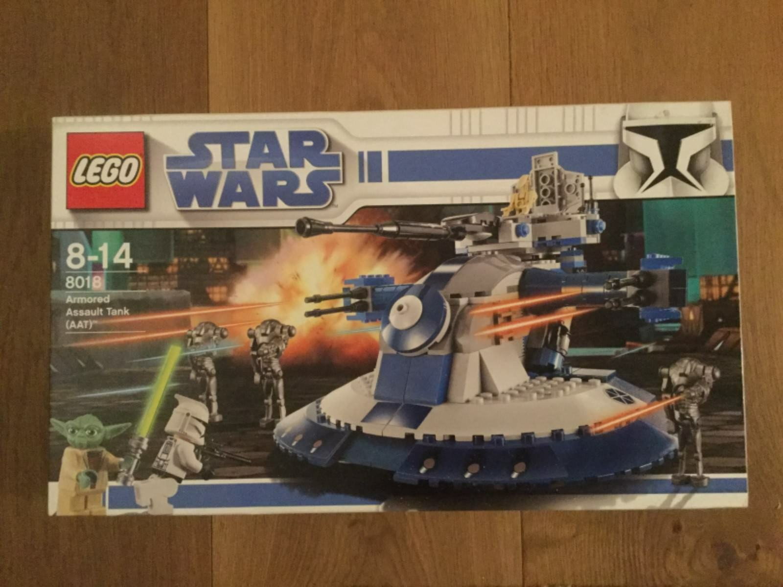 LEGO Star Wars set 8018 BNISB