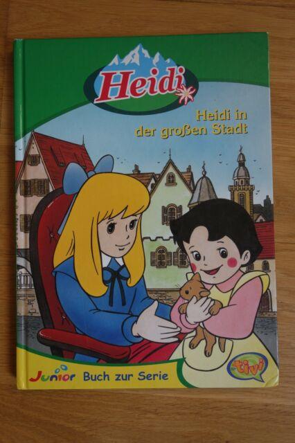 Heidi in der großen Stadt, Hardcover,
