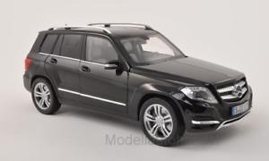 Mercedes GLK-Class, Black GTA Edition, 2013 1 18 Welly    NEW