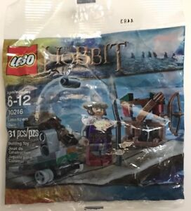 Lake Sac The Neuf PlastiqueEbay Garde En 30216 Lego Hobbit Town LjqVGpzSUM