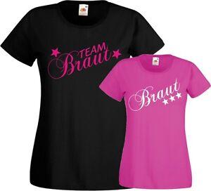 Prima T Shirt Braut Junggesellinnenabschied