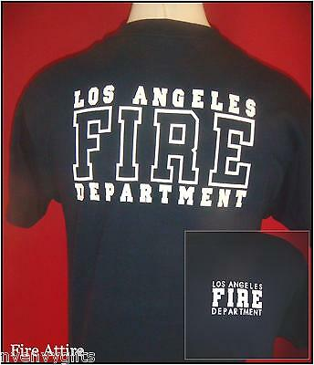 3XL LOS ANGELES LA CITY FIRE DEPARTMENT LAFD T SHIRT 3XL GILDAN HEAVY COTTON