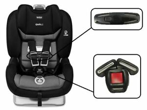 Details About Britax Marathon And Clicktight Baby Car Seat Harness Chest Clip Buckle Set