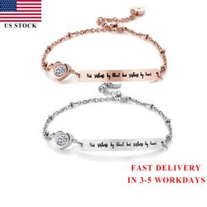 Sterling Silver Cross Bracelet Bangle Religious Jewelry Gift for Mom Daughter Sister Women Friend