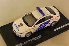 VITESSE 29310 - MITSUBISHI LANCER EVOLUTION X POLICE Hongrie 1/43