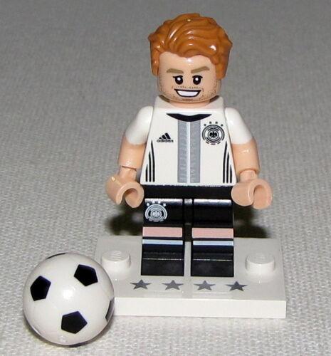 LEGO NEW DFB SERIES 71014 GERMAN SOCCER TEAM MINIFIGURE Christoph Kramer #20