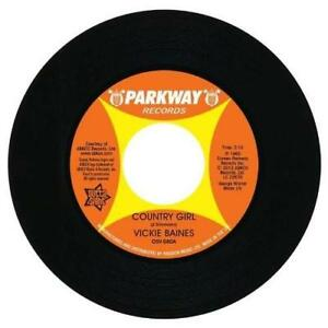 VICKIE-BAINES-Country-Girl-Are-You-NEW-NORTHERN-SOUL-45-OUTTA-SIGHT-7-034-Vinyl