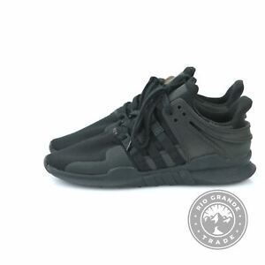 Details about NEW adidas Originals Men's EQT Support Adv Fashion Sneakers in Black - 8