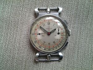 Chronograph Marvin 780 cal Valjoux 22 Military 1943