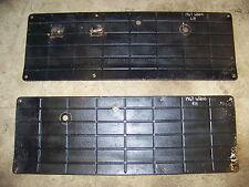 1967 DODGE TRUCK METAL DOOR PANELS OEM POWER WAGON W100 W200 W300 1964 65 66