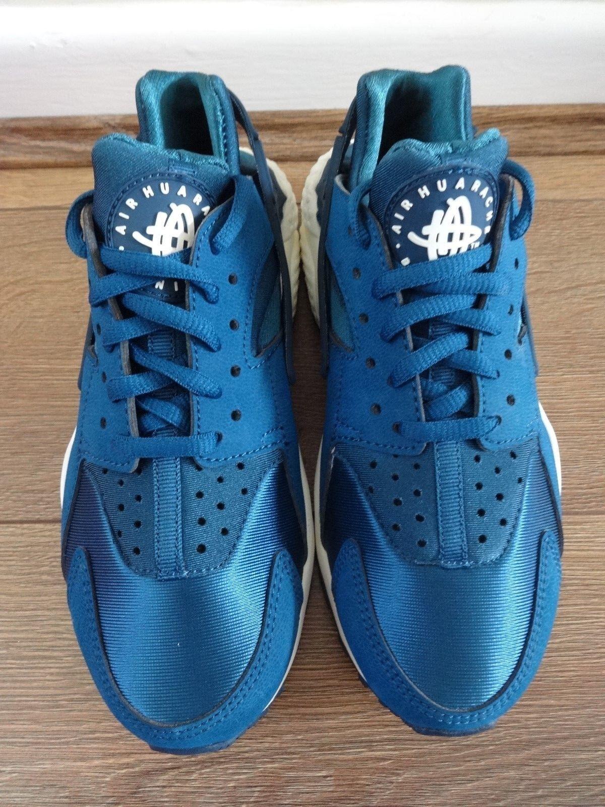 Nike Nike Nike Air huarache run womens trainers 634835 400 uk 3 eu 36 us 5.5 NEW IN BOX 5a71a1