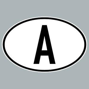 """A Autocollant Sticker Aut At Autriche Symbole Voiture Voitures Bouclier Caractères-hen Auto Pkw Schild Zeichen"""" Data-mtsrclang=""""fr-fr"""" Href=""""#"""" Onclick=""""return False;"""">afficher Le Titre D'origine A8vcshxk-07224811-343208080"""