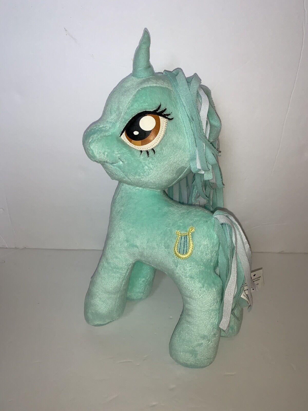 My Little Pony Fan Labor Wiki Harp Stuffed Animal Plush Doll Hasbro 2015