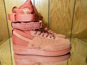 Details about NIKE SF AF1 864024 204 DUSTY PEACH (CLAYPINK) SPECIAL FIELD AIR FORCE S 9