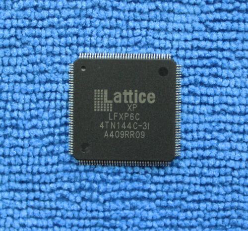 1 un. LFXP6C-4TN144C LFXP6C-4TN144C-3I IC FPGA 5.8 Kluts 100I/O 144-Tqfp LFXP6 6C