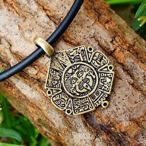 Mayan calendar totem maya aztec mexican tonalpohualli seal brass la imagen se est cargando mayan calendar totem maya aztec mexican tonalpohualli seal aloadofball Image collections
