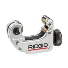 Ridgid Tubing Cutter Tube Pipe Pvc Cutting Close Quarters 316 1516 Inch New