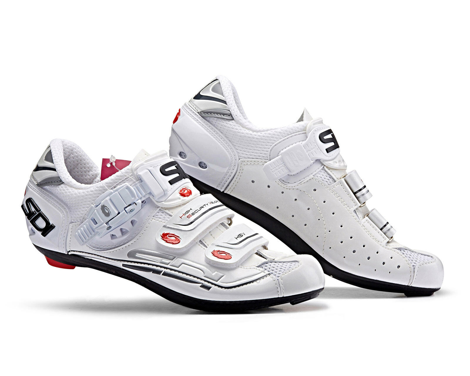 SIDI Genius 7 Woman Road Cycling shoes - White White
