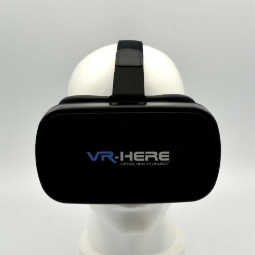Hot sell VR-HERE Virtual Reality Headset VR 3D Glasses Version2.0 for Smartphone