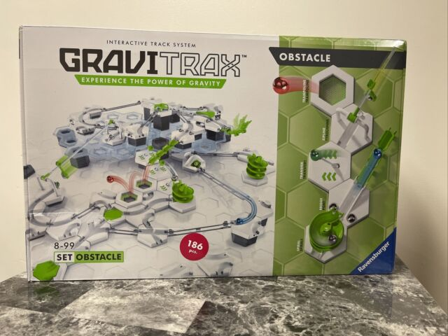 ****New****Gravitrax 186 Piece Interactive Marble Track System***STEM***