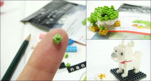 NEW NANOBLOCK Giant Panda 2.0 Nano Block Micro-Sized Building Blocks NBC-159
