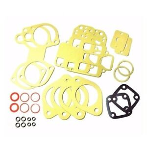 3x-Weber-45-DCOE-Gasket-kit-set-repair-or-rebuild-free-shipping