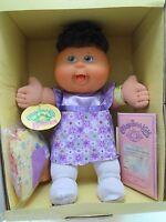 Cabbage Patch Kids Babies Doll Nicolette Margarita 25 Anniversary August 11